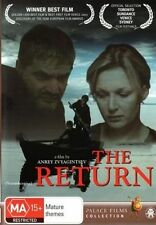 The Return -BY Andrei Zvyagintsev GENUINE REGION 4 DVD NEW/SEALED RARE RUSSIAN