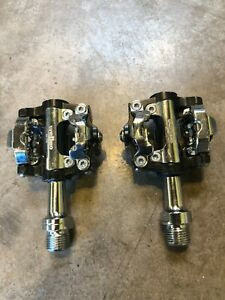 Wellgo WAM-M19 Double Sided Clipless Pedals
