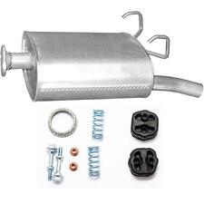 Endchalldämpfer Auspuff  Honda CR-V 2.0i 16V + Montagezubehör
