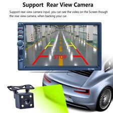 7 INCH Bluetooth 2DIN Dash GPS Navigation Audio Radio Stereo Interior MP5 Player