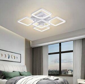 Lampadario di Design - Led Plafoniera a Soffitto - 60W - Elegante e Moderno