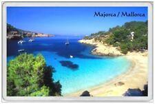 MAJORCA - JUMBO FRIDGE MAGNET -   MALLORCA SPAIN BALEARIC ISLANDS PALMA HOLIDAY