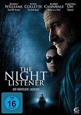 # + DVD THE NIGHT LISTENER - ROBIN WILLIAMS + TONI COLLETTE + SANDRA OH * NEU *