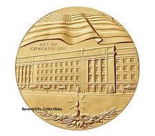 911 Pentagon Fallen Heroes of VA US Mint Bronze Medal 1.5 Inch