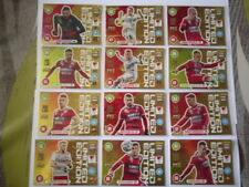 :Panini Adrenalyn xl Fifa 365 2021 Limited Edition Set 12 cards Debrecen.