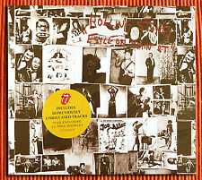 THE ROLLING STONES - EXILE ON MAIN STREET   Deluxe Edition 2CD  SEALED
