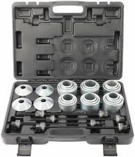 28Pcs Press and Pull Sleeve Remove Install Bushes Bearings Garage Tool Kit