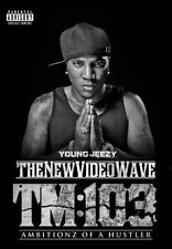 THE BEST OF YOUNG JEEZY VIDEO WAVE - MUSIC VIDEOS - DVD