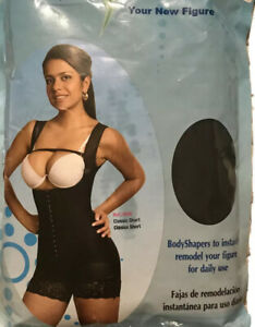 LIPO EXPRESS FAJA BODYSHAPER To Instantly Remodel Your Figure For Daily.SIZE 6XL