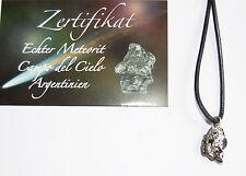 Echter Eisen-Meteorit-Anhänger, Fundort Argentinien