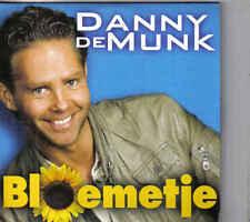 Danny De Munk-Bloemetje cd single