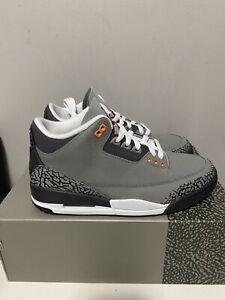 Air Jordan Retro 3 Cool Grey Size 8 - 13 — CT8532 012