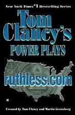 Ruthless.com: Tom Clancy's Power Plays #2 - Tom Clancy paperback VGC