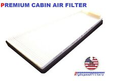 Premium CABIN AIR FILTER for 1996 - 2007 Ford Taurus & 1996- 2005 Mercury Sable