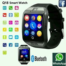 Touch Screen Bluetooth Smart Orologio da polso D18 per cellulari Android & IOS IPHONE