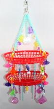 Sugar Glider Foraging Baskets Red MIDWEST BIRD TOYS  Sugar Glider Toy