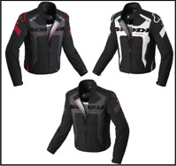 Spidi Motorcycle Motorbike H2Out EVO Warrior Sports Men's Waterproof Jacket