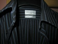 Yves Saint Lauren Men's Mens Casual Shirt Size M