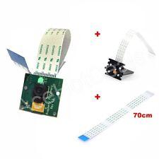 Raspberry Pi 3 Camera Kit Camera Module Board VER 1.3 + Mount Stand + Cable 70cm
