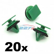 20x Mazda MX5 & CX7 Sideskirt / Sill Moulding Trim Clips D10E51SJ3