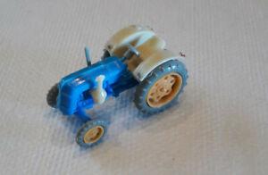 ESPEWE 1:87 DDR Famulus Blau mit gelben Rädern