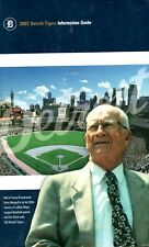 2002 Detroit Tigers Information Guide