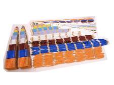 New Montessori Mathematics Material - Complete Bead Materials (High Quality)