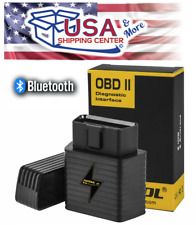 AUTOOL Car OBD2 Scanner OBDII Scan Tool Code Reader Adapter Check Engine Light