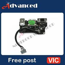 "Power Jack DC Board For Macbook Air 13"" A1466, 2013,Part NO: 820-3455-A"