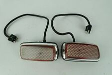 1971 Mercedes-Benz 220D Rear Marker Lights (Quarter Panel) Left & Right OEM