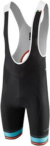 Madison Road Race Premio Mens Cycling Bib Shorts - Black