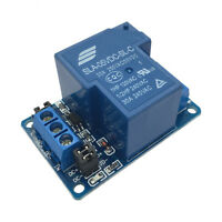 1 channel 5V 30A optocoupler isolation high & low level trigger relay modulle