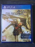 Final Fantasy Type-0 HD (Playstation 4, PS4) Jeu neuf sous blister - PAL FR