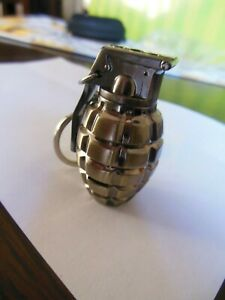 Grenade * Keychain / Laser Pointer / LED  Lights * Free Shipping***