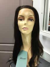 Forever Young STRAIGHT SHOOTER Long Lace Front Wig, Color 4 Brown