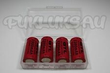 4 PILES RECHARGEABLE 16340 CR123A 3.7V 1200mAh Li-ion + BOITE DE RANGEMENT