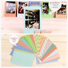 20 Sheets Instant Films Photo Sticker For FujiFilm Instax Mini 8 7s 25 50s