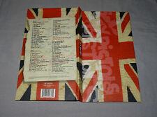 SEX PISTOLS  - BOX SET (SEXBOX1) / 3-CD-LONG-BOX-SET 2002
