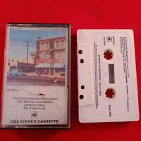 Cassette Tape Billy Joel Street life Serenade