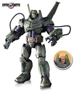 DC Comics Super Villains - Superman - Lex Luthor 22cm Deluxe Action Figure - ...