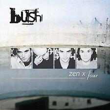 NEW BUSH : Zen X Four (DVD)
