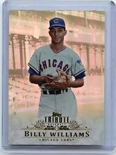 2013 TOPPS TRIBUTE #52 BILLY WILLIAMS, CHICAGO CUBS, HOF, 110313