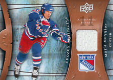 MARK MESSIER 09-10 FROZEN ARTIFACTS GAME USED JERSEY