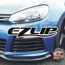 EZ-LIP VW GOLF 4 5 6 7 8 Spoilerlippe Frontspoiler Spoilerschwert Spoiler Lip ++