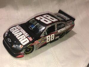 NASCAR Diecast 1/24 88 DALE EARNHARDT JR National Guard Heritage 2011 Impala DIN