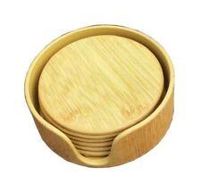 Runde Tischuntersetzer Aus Bambus Gunstig Kaufen Ebay