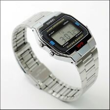 Casio Collection Retro Herrenuhr A163wa-1qes