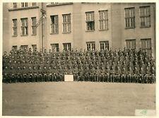 Foto, Gruppenaufnahme Soldaten in Graudenz, Polen 1940 (N)20682