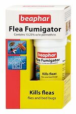 Beaphar Flea Dog Cat Fumigator, Kills Flies, Moths, Mosquitoes, And Bed Bugs