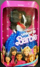 Unicef Barbie, African American Barbie Doll (Special Edition) (New)